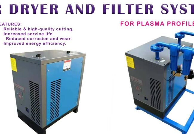 Brochure Air dryer and filter